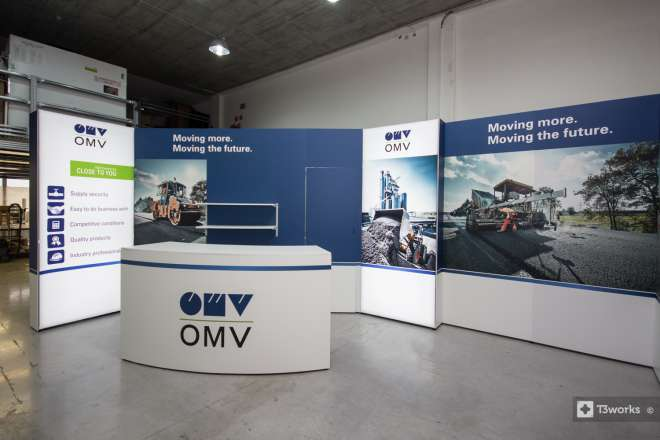 Exhibition Stand OMV